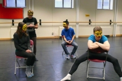 Animacy Theatre Collective Workshop.