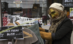 Past Animacies, Terra Incognita - Shopping in Kensington Market, Toronto.
